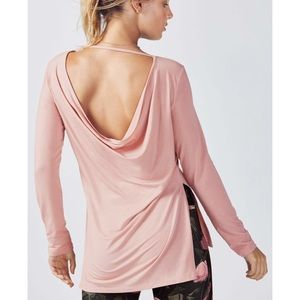 Fabletics Emerson Long Sleeve Tunic Top